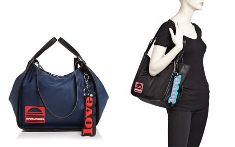 MARC JACOBS Sport Nylon and Leather Tote - Bloomingdale's_2