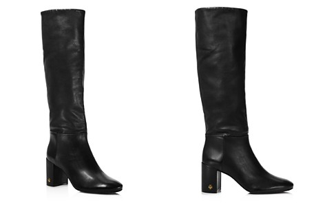 Tory Burch Women's Brooke Slouchy Leather Tall Boots - Bloomingdale's_2