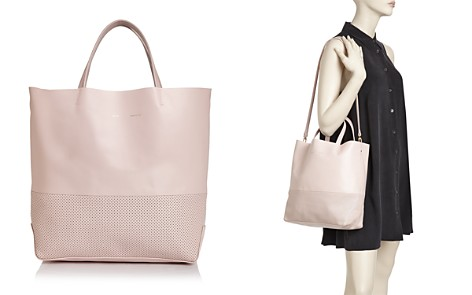 Alice.D Medium Perforated Leather Tote - Bloomingdale's_2