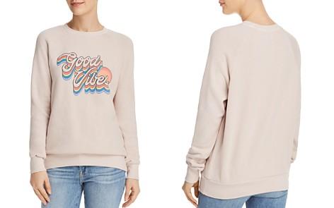 Spiritual Gangster Good Vibes Sweatshirt - Bloomingdale's_2