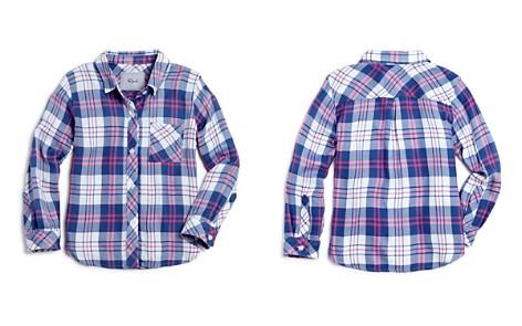 Rails Girls' Hudson Plaid Shirt - Little Kid, Big Kid - Bloomingdale's_2