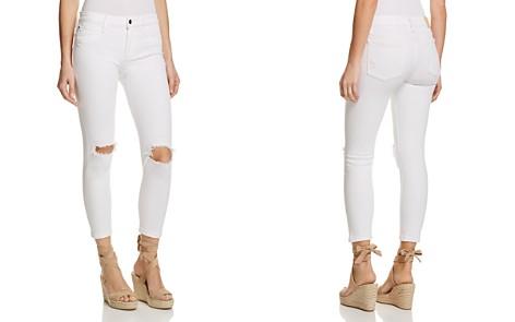 Joe's Jeans Icon Crop Skinny Jeans in Gloriya - Bloomingdale's_2
