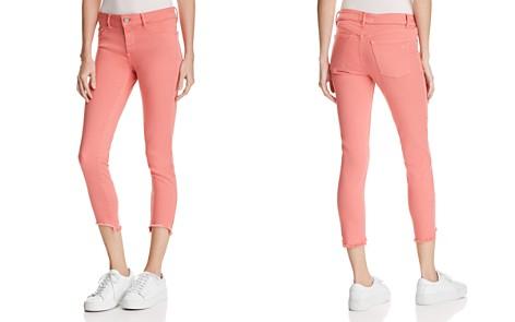 DL1961 Florence Instasculpt Crop Skinny Jeans in Sunset - Bloomingdale's_2