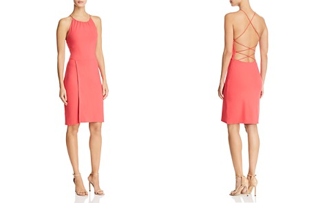 FRENCH CONNECTION Santorini Draped Jersey Dress - Bloomingdale's_2