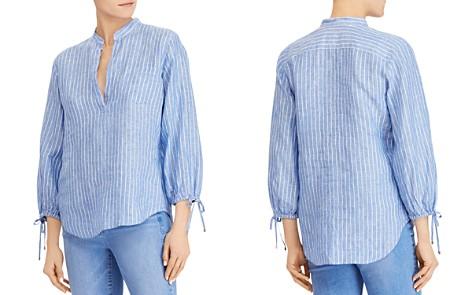 Lauren Ralph Lauren Striped Linen Shirt - 100% Exclusive - Bloomingdale's_2