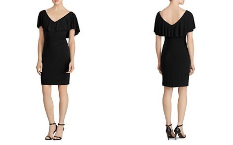 Lauren Ralph Lauren Ruffled Jersey Dress - Bloomingdale's_2