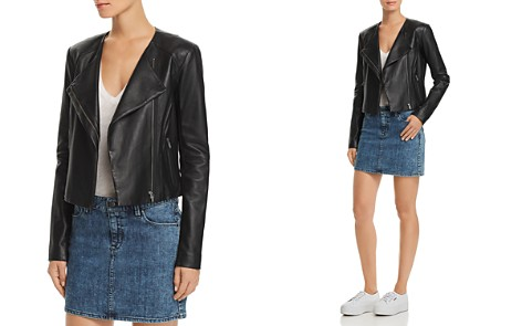 Veda Dali Classic Orion Leather Jacket - Bloomingdale's_2
