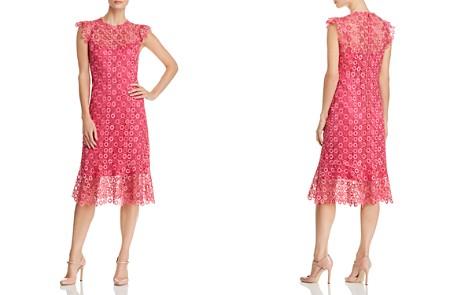 Elie Tahari Florance Floral-Lace Dress - Bloomingdale's_2