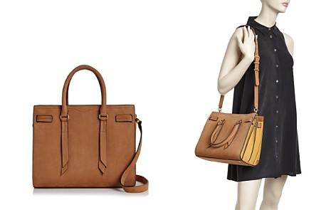 Rebecca Minkoff Sherry Nubuck Leather Satchel - Bloomingdale's_2