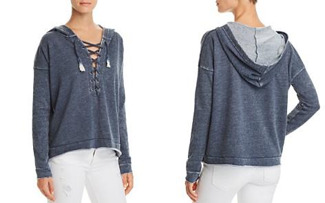 Vintage Havana Lace-Up French Terry Sweatshirt - Bloomingdale's_2