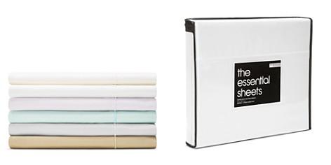 Bloomingdale's Essentials 400TC Wrinkle Free Sheet Sets - 100% Exclusive_2