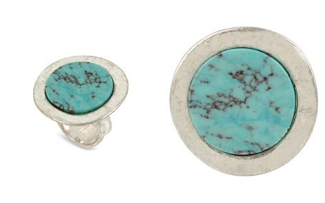 Robert Lee Morris Soho Turquoise Statement Ring - Bloomingdale's_2