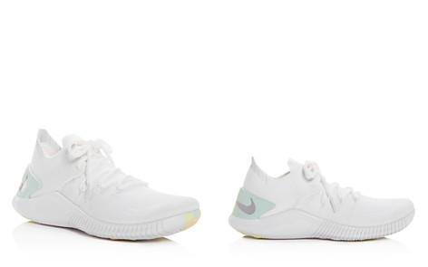 Nike Women's Free TR 3 Flyknit Rise Lace Up Sneakers - Bloomingdale's_2