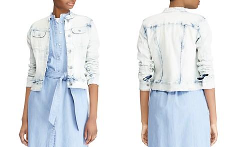 Lauren Ralph Lauren Faded Denim Jacket - Bloomingdale's_2