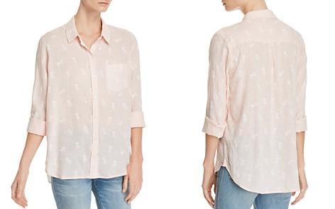 Rails Charli Pineapple Print Shirt - Bloomingdale's_2
