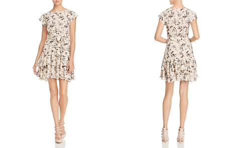 Rebecca Taylor Sofia Floral Silk Dress - Bloomingdale's_2