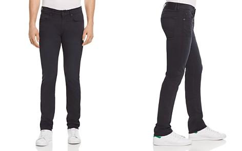 7 For All Mankind Adrien Slim Fit Jeans in Deep Sea - Bloomingdale's_2