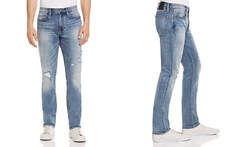 BLANKNYC Slim Fit Jeans in Lion Night - Bloomingdale's_2