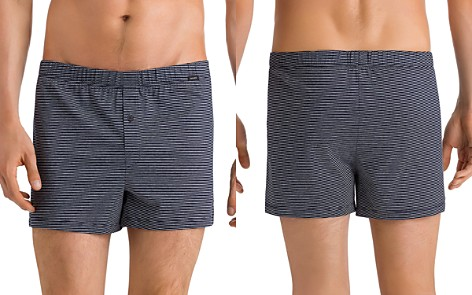 Hanro Sporty Striped Boxers - Bloomingdale's_2