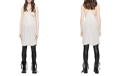 Zadig & Voltaire Carolina Silk Slip Dress - Bloomingdale's_2