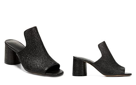 Vince Women's Tanay Suede High-Heel Slide Sandals - Bloomingdale's_2