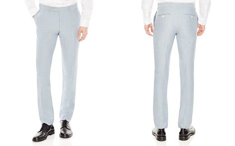 Sandro Notch Sky Slim Fit Dress Pants - Bloomingdale's_2