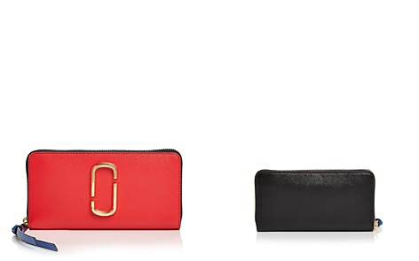 MARC JACOBS Snapshot Standard Leather Continental Wallet - Bloomingdale's_2