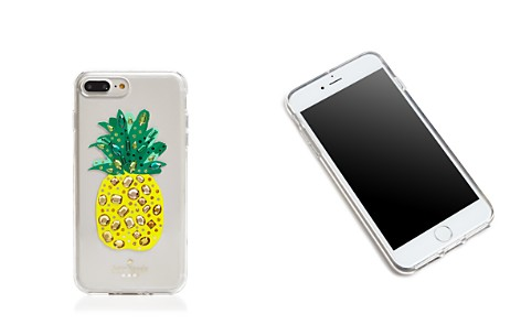 kate spade new york Jeweled Pineapple iPhone 7/8 & iPhone 7/8 Plus Case - Bloomingdale's_2