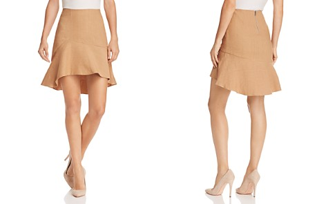 Alice + Olivia Steffie Flounced High/Low Skirt - Bloomingdale's_2