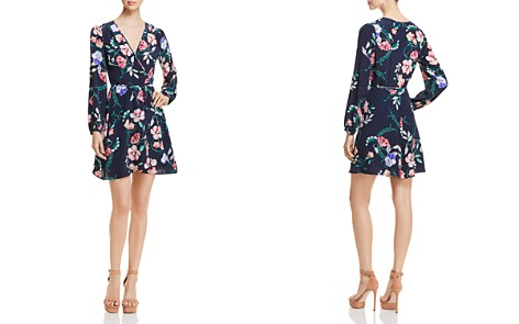 Yumi Kim Duchess Floral Wrap Dress - Bloomingdale's_2
