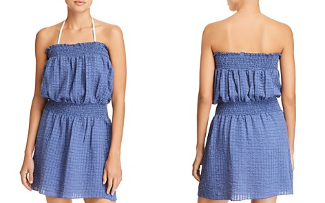 Soluna Box Strapless Dress Swim Cover-Up - Bloomingdale's_2