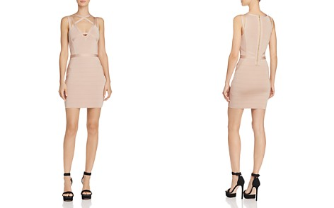 GUESS Mirage Strappy Body-Con Dress - Bloomingdale's_2