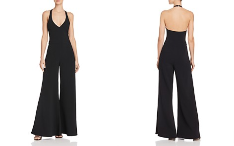 LIKELY Amaria Wide-Leg Halter Jumpsuit - Bloomingdale's_2