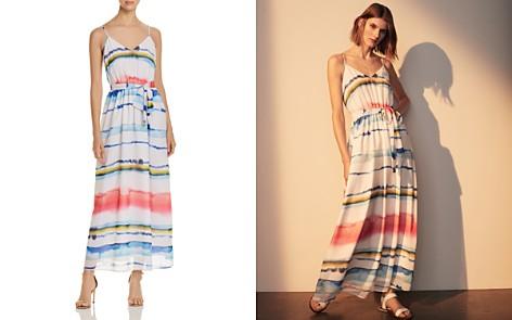 CATHERINE Catherine Malandrino Cody Watercolor Stripe Maxi Dress - Bloomingdale's_2