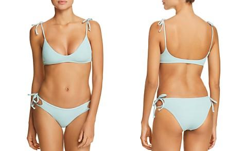 L*Space Ribbed Daisy Bikini Top & Paradise Bikini Bottom - Bloomingdale's_2