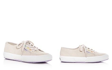 Superga Women's Cotu Classic Suede Lace Up Sneakers - Bloomingdale's_2