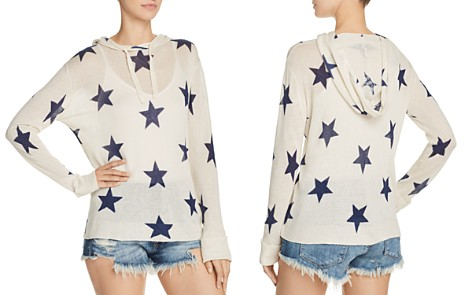 AQUA Star Hooded Sweater - 100% Exclusive - Bloomingdale's_2