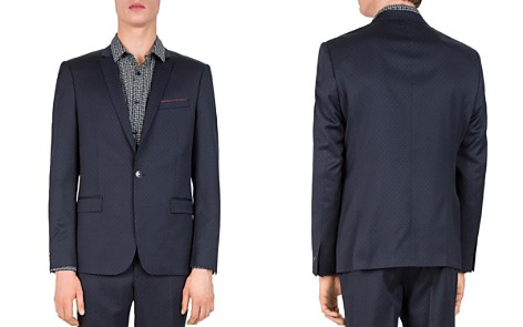 The Kooples Stitched Lines Slim Fit Sport Coat - Bloomingdale's_2