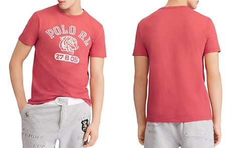 Polo Ralph Lauren Tiger Logo Custom Slim Fit Crewneck Tee - Bloomingdale's_2