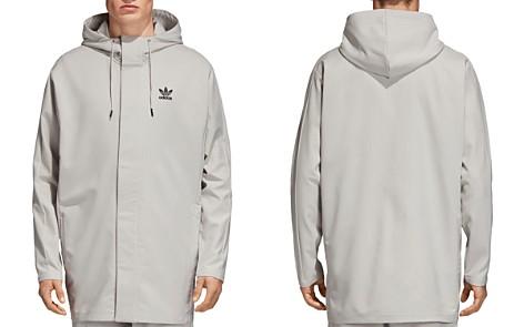 adidas Originals Pinstripe Hooded Coach Jacket - Bloomingdale's_2