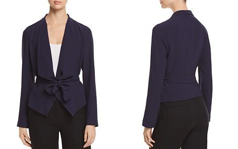 Elie Tahari Jenn Wrap Jacket - Bloomingdale's_2