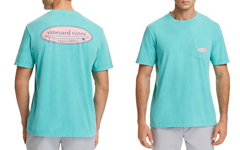 Vineyard Vines Surf Logo Crewneck Tee - Bloomingdale's_2