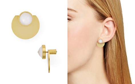 kate spade new york Disc Ear Jackets - Bloomingdale's_2
