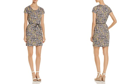 Scotch & Soda Belted Floral-Print Dress - Bloomingdale's_2