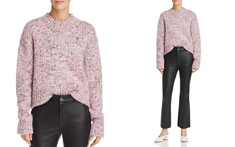 McQ Alexander McQueen Mouline Wool Sweater - Bloomingdale's_2