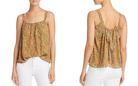 Rebecca Minkoff Madison Floral Paisley Tank - Bloomingdale's_2