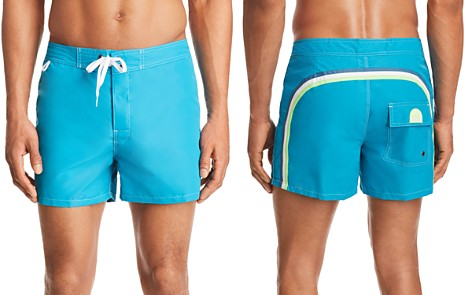 SUNDEK Solid Low Rise Board Shorts - Bloomingdale's_2