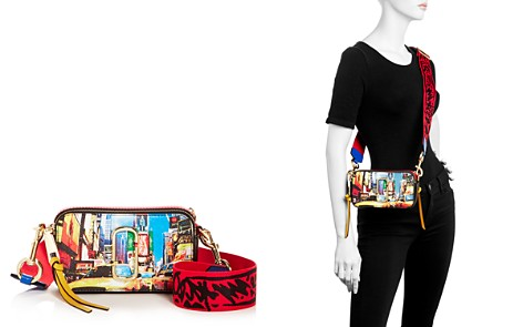 MARC JACOBS Snapshot Postcard Printed Embossed Leather Crossbody - Bloomingdale's_2