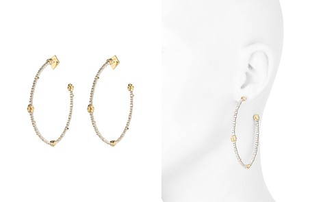 Alexis Bittar Knotted Hoop Earrings - Bloomingdale's_2