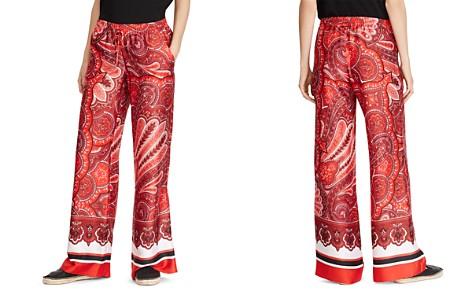 Lauren Ralph Lauren Paisley-Print Wide-Leg Pants - Bloomingdale's_2